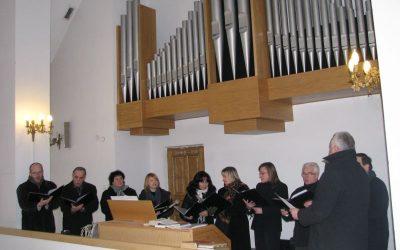 Oprawa mszy w Pagorzynie
