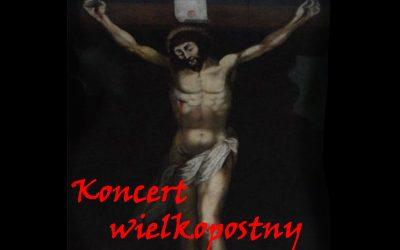 Koncert Pieśni Wielkopostnej w Kobylance