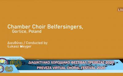 Zagraniczne prezentacje Belfersingers